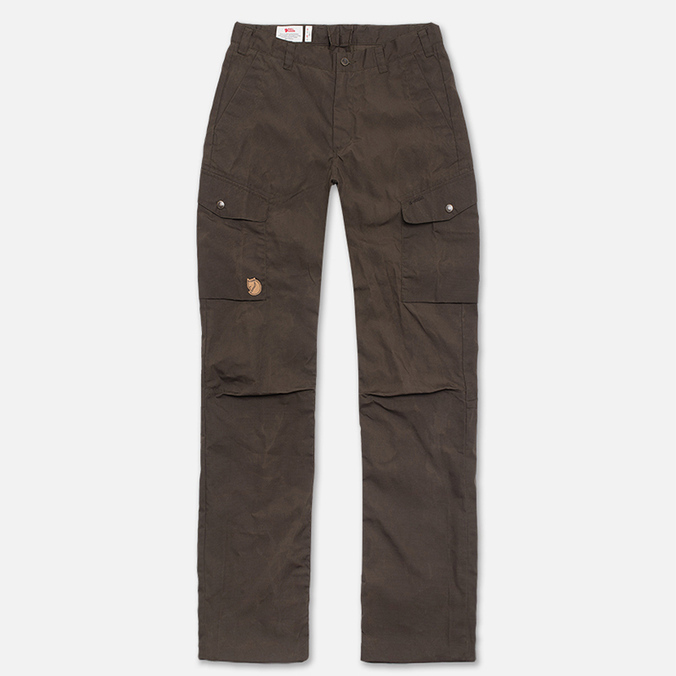 Fjallraven Ruaha Trousers Dark Olive
