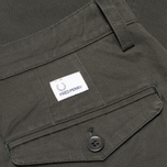 Мужские брюки Fred Perry Classic Twill Chino Midnight Green фото- 2