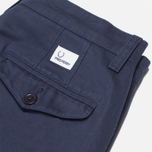 Мужские брюки Fred Perry Classic Twill Chino Navy фото- 2