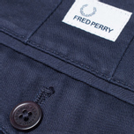 Мужские брюки Fred Perry Classic Twill Chino Navy фото- 3