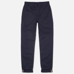 Мужские брюки Fred Perry Classic Twill Chino Navy/White/Port фото- 0