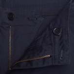 Мужские брюки Fred Perry Classic Twill Chino Navy/White/Port фото- 2