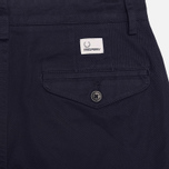 Мужские брюки Fred Perry Classic Twill Chino Navy/White/Port фото- 1