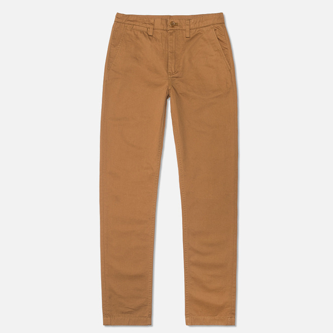 Fred Perry Classic Twill Chino Trousers Rubber
