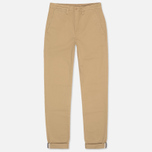 Fred Perry Classic Twill Chino Men`s Trousers Warm Stone photo- 0