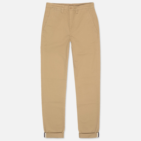 Мужские брюки Fred Perry Classic Twill Chino Warm Stone