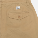 Fred Perry Classic Twill Chino Men`s Trousers Warm Stone photo- 1