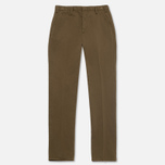 Мужские брюки Gant Rugger Winter Chino Harbour Green фото- 0