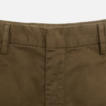 Мужские брюки Gant Rugger Winter Chino Harbour Green фото- 2