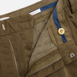 Мужские брюки Gant Rugger Winter Chino Harbour Green фото- 4