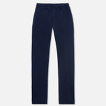 Мужские брюки Gant Rugger Winter Chino Harbour Navy фото- 0