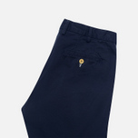 Мужские брюки Gant Rugger Winter Chino Harbour Navy фото- 1