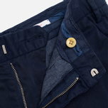 Мужские брюки Gant Rugger Winter Chino Harbour Navy фото- 4