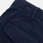 Gant Rugger Winter Chino Trousers Harbour Navy photo- 3