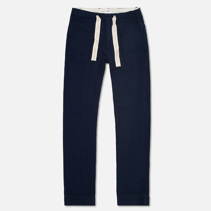 Garbstore Service Revised Double Trousers Navy