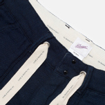 Garbstore Service Revised Double Trousers Navy photo- 1