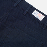 Garbstore Service Revised Double Trousers Navy photo- 3