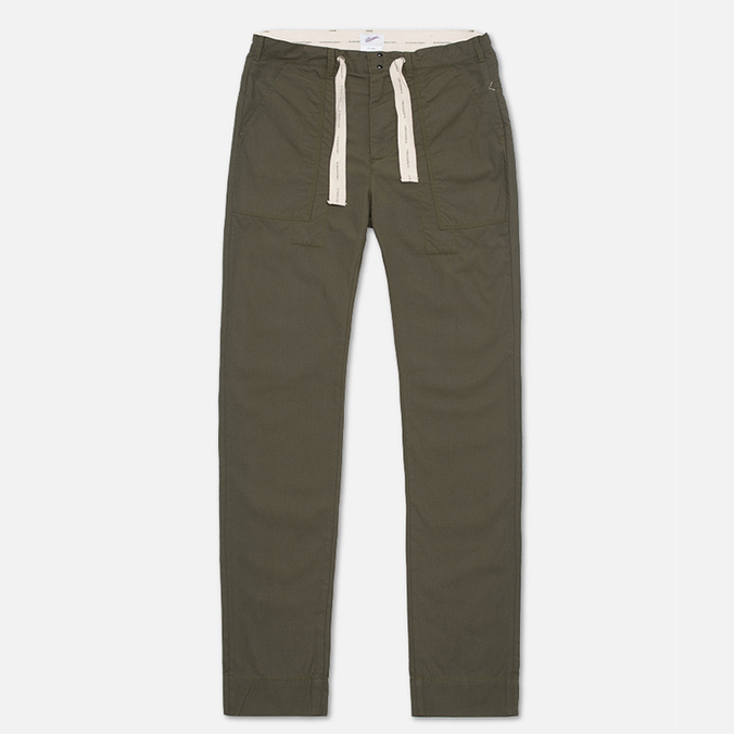 Garbstore Service Revised Ripstop Trousers Green