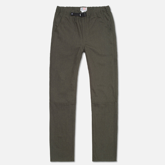 Garbstore The Rules Of Hiking Men`s Trousers Green