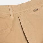 Мужские брюки Lacoste Live Chino Tan фото- 2