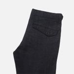 Мужские брюки maharishi MA70 Charcoal фото- 1
