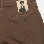 Мужские брюки Velour Adan Chino Brown фото- 1