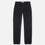 Мужские брюки Velour Adan Chino Sartorial Black фото- 0