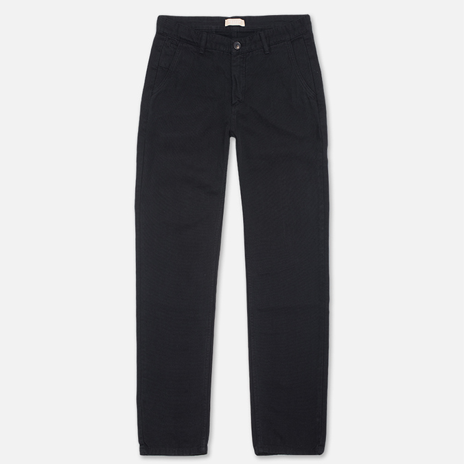 Мужские брюки Velour Adan Chino Sartorial Black