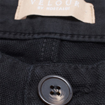 Мужские брюки Velour Adan Chino Sartorial Black фото- 5