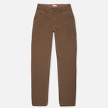 Мужские брюки Velour Adan Chino Sartorial Chestnut Brown фото- 0