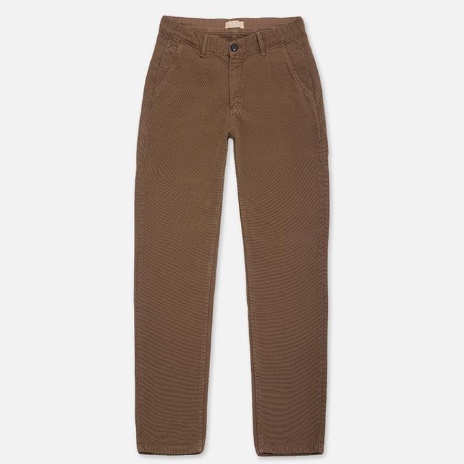 Мужские брюки Velour Adan Chino Sartorial Chestnut Brown