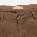 Мужские брюки Velour Adan Chino Sartorial Chestnut Brown фото- 2