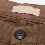 Мужские брюки Velour Adan Chino Sartorial Chestnut Brown фото- 4