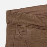Мужские брюки Velour Adan Chino Sartorial Chestnut Brown фото- 3