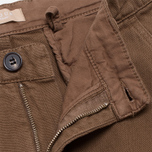 Мужские брюки Velour Adan Chino Sartorial Chestnut Brown фото- 5