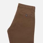Мужские брюки Velour Adan Chino Sartorial Chestnut Brown фото- 1