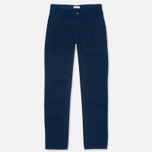 Мужские брюки Velour Adan Chino Sartorial Night Blue фото- 0