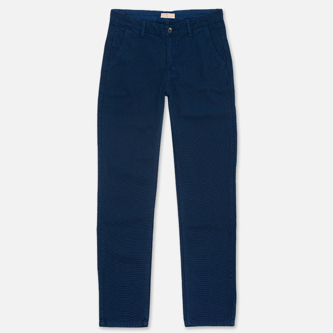 Мужские брюки Velour Adan Chino Sartorial Night Blue