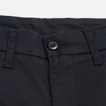 Женские брюки Carhartt WIP X' Sid Black Rinsed фото- 2