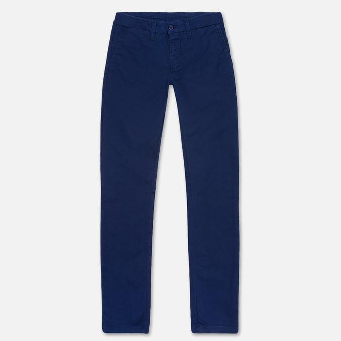 Женские брюки Carhartt WIP X' Sid Jupiter Rinsed