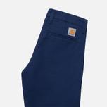 Женские брюки Carhartt WIP X' Sid Jupiter Rinsed фото- 1