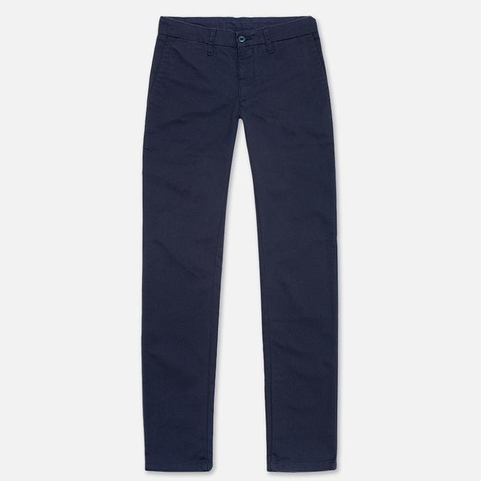 Женские брюки Carhartt WIP X' Sid Marlin Rinsed