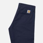 Женские брюки Carhartt WIP X' Sid Marlin Rinsed фото- 1