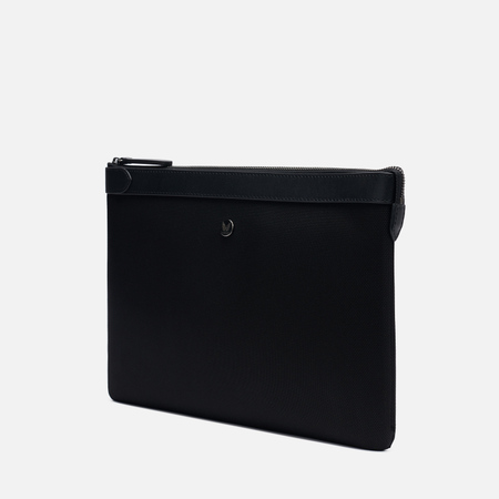 Папка для документов Mismo M/S Pouch Large Black/Black