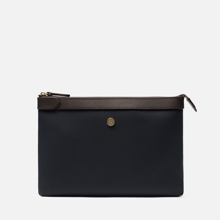 Папка для документов Mismo M/S Pouch Navy/Dark Brown