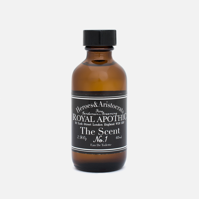 Туалетная вода ROYAL APOTHIC The Scent N. 1 60ml