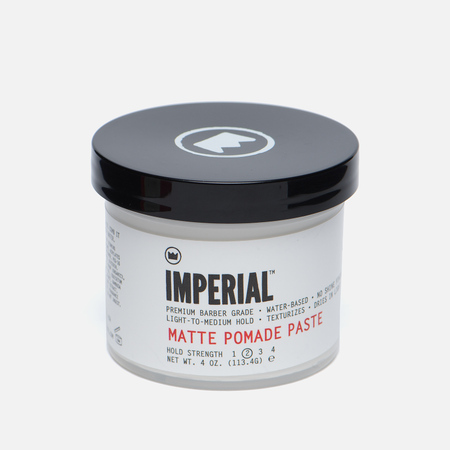 Паста для укладки волос Imperial Barber Matte Pomade 118ml
