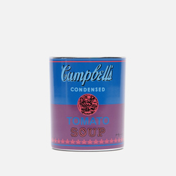 Ароматическая свеча Ligne Blanche Andy Warhol Campbell Blue/Purple