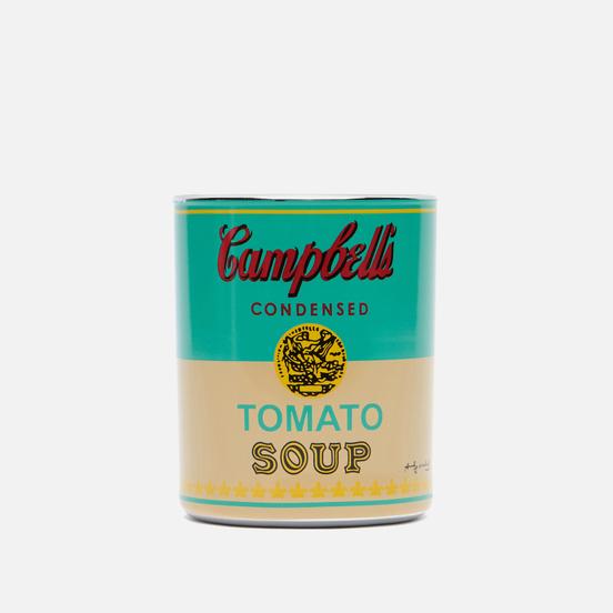 Ароматическая свеча Ligne Blanche Andy Warhol Campbell Turquoise/Yellow