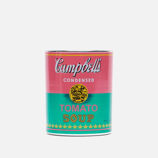 Ароматическая свеча Ligne Blanche Andy Warhol Campbell Pink/Green